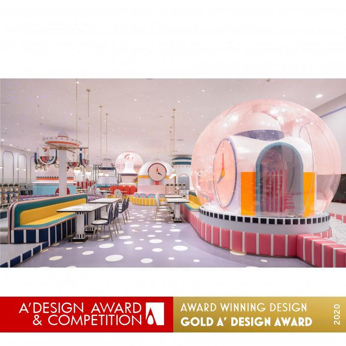 award winning design interior design