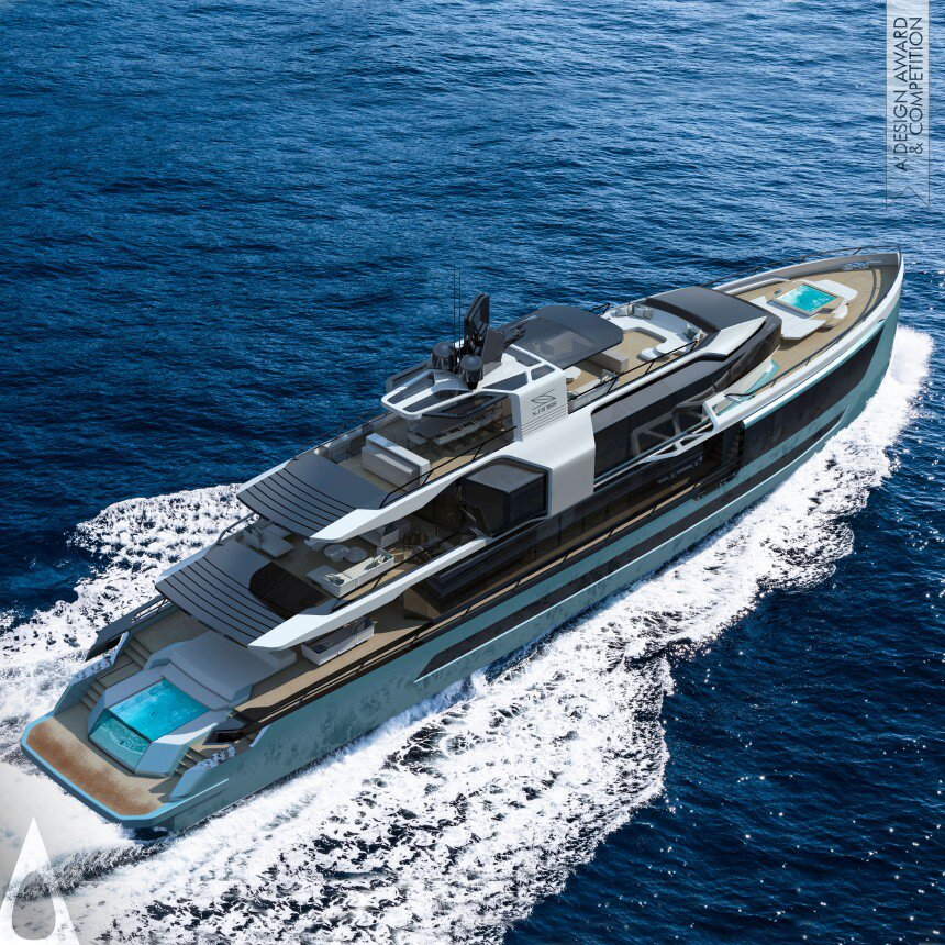 award winning design xsr155 yacht sarp yachts