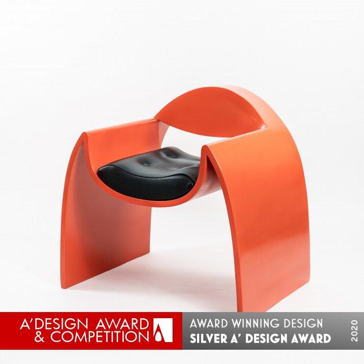 award winning design little thunder armchair by grasset francois
