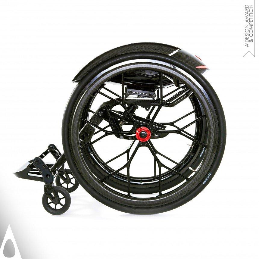 award winning design wheelchair