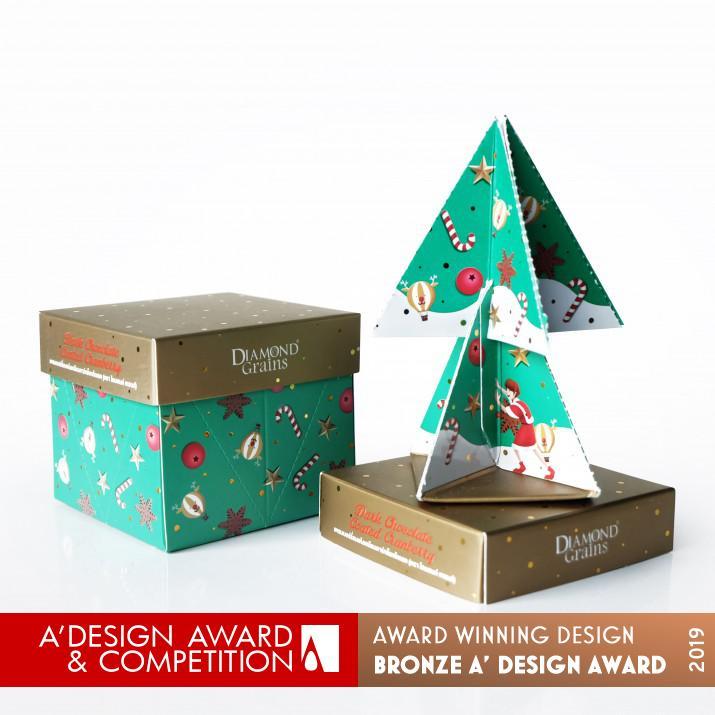 award winning design packaging design grains