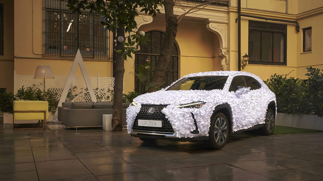 lexus car art ux winner by clap studio