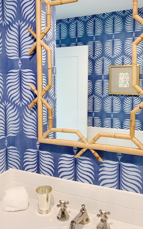 wallpaper design serene
