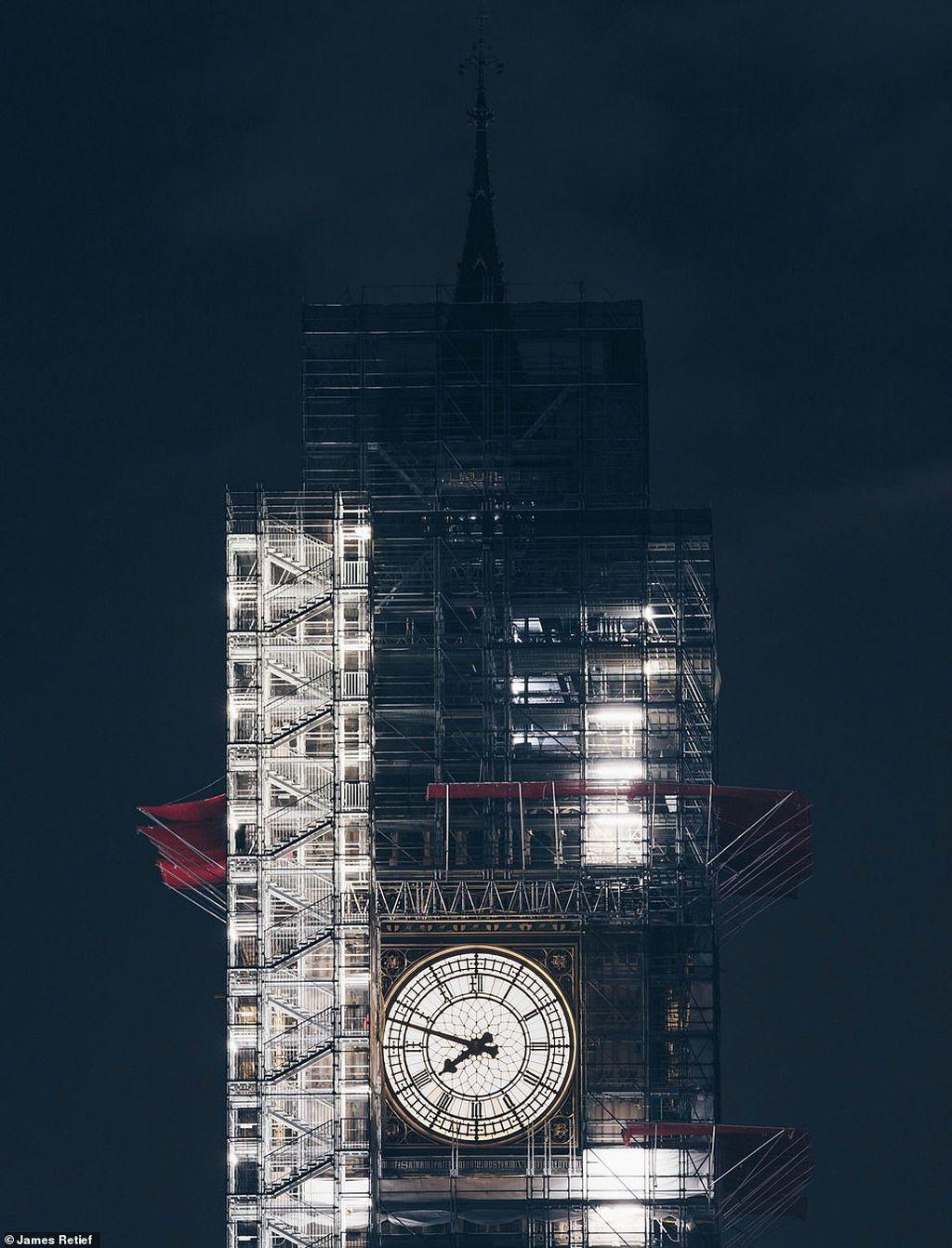 award winning building photography big ben by james retief