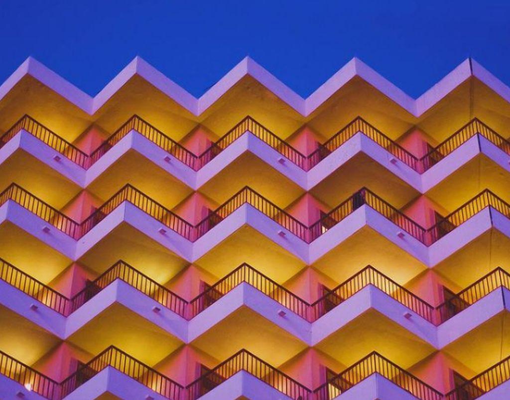 award winning photo colourful building by ville keskitalo