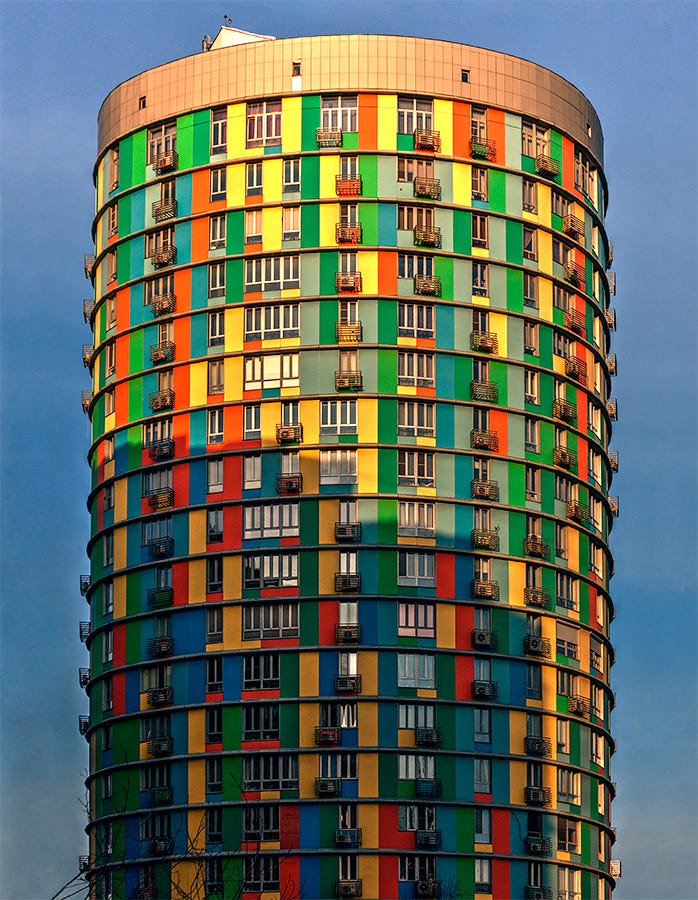 shortlisted colourful building photography by nick bo