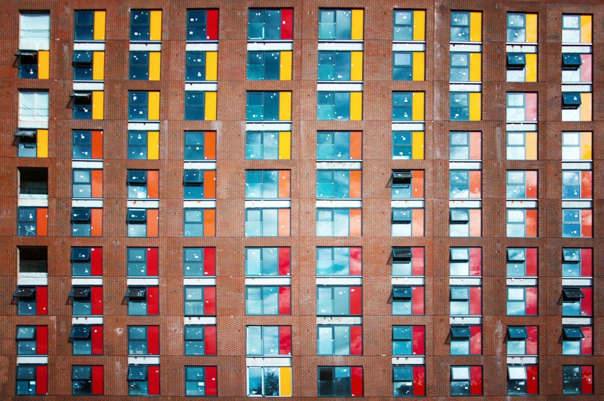 beautiful colourful building abstract photography nikola filipov