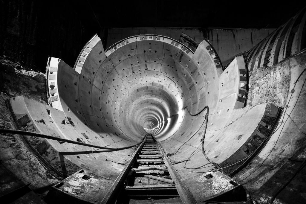 award winning photography by richard concrete arteries