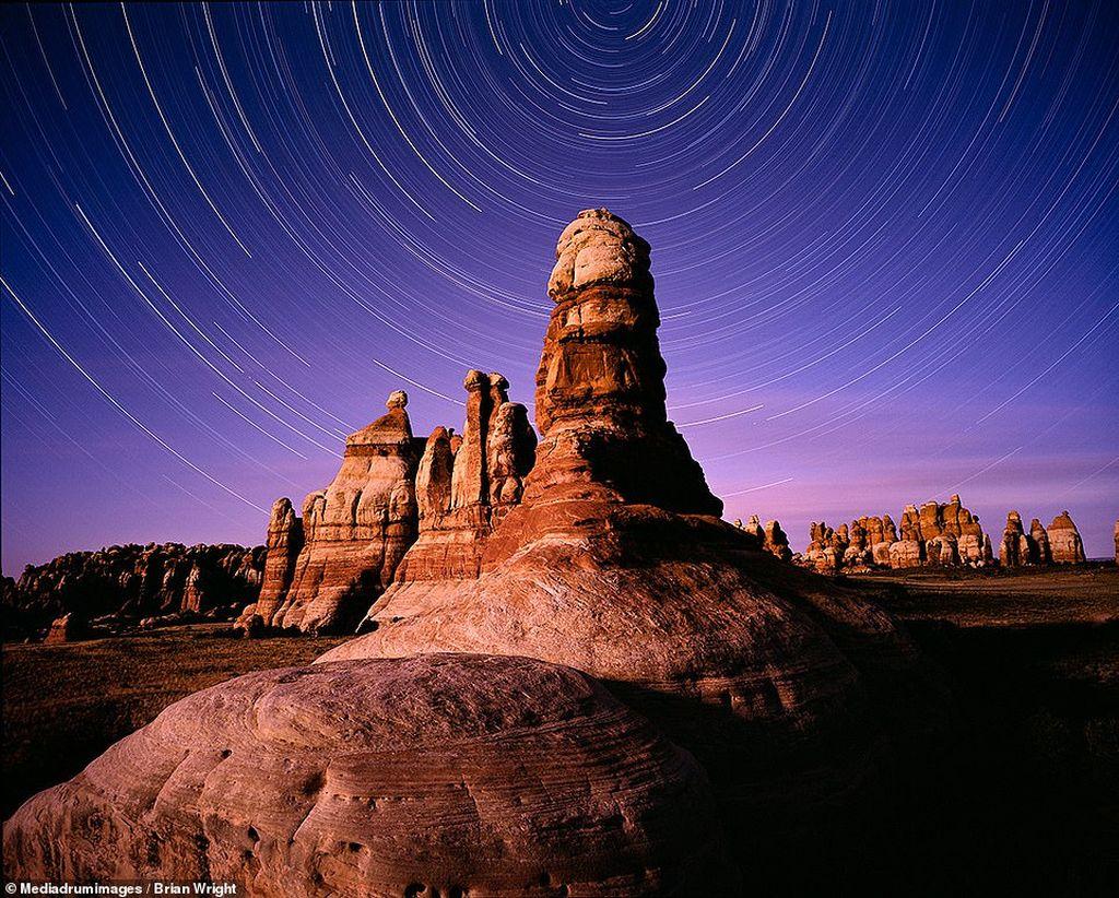 incredible shot star traials by brian wright