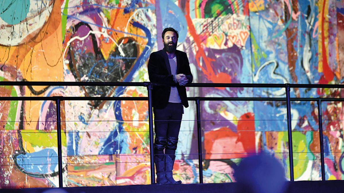 humanity inspired canvas artist sacha jafri