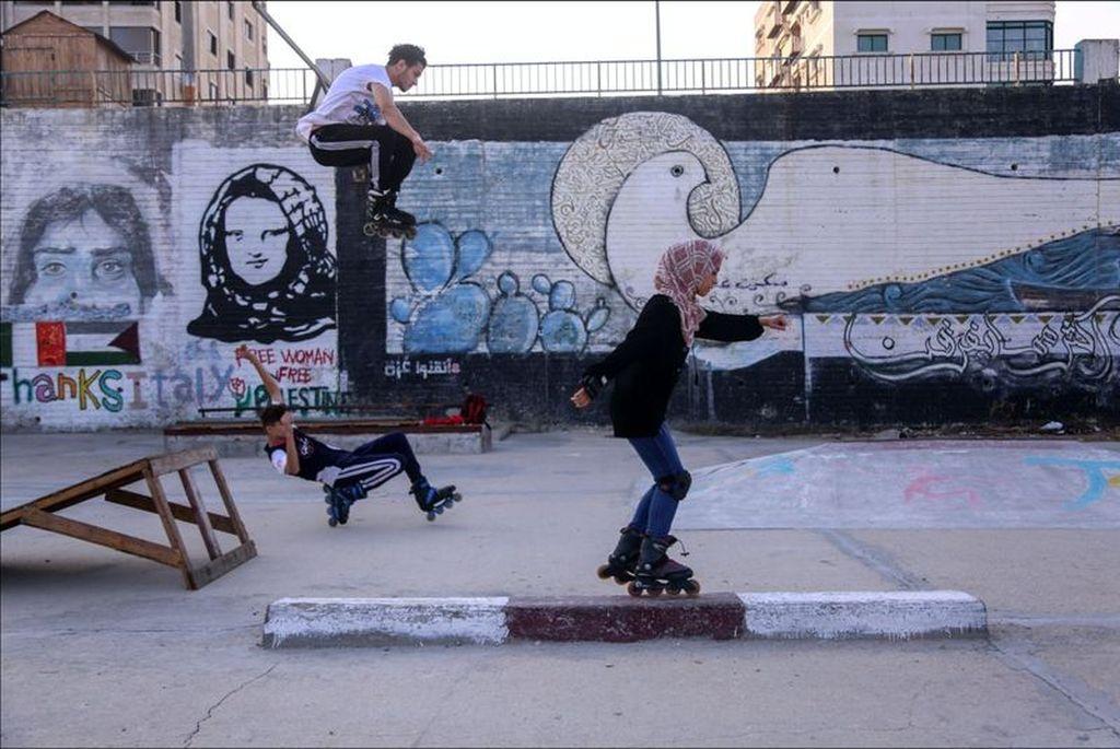 award winning photography by palestine samar