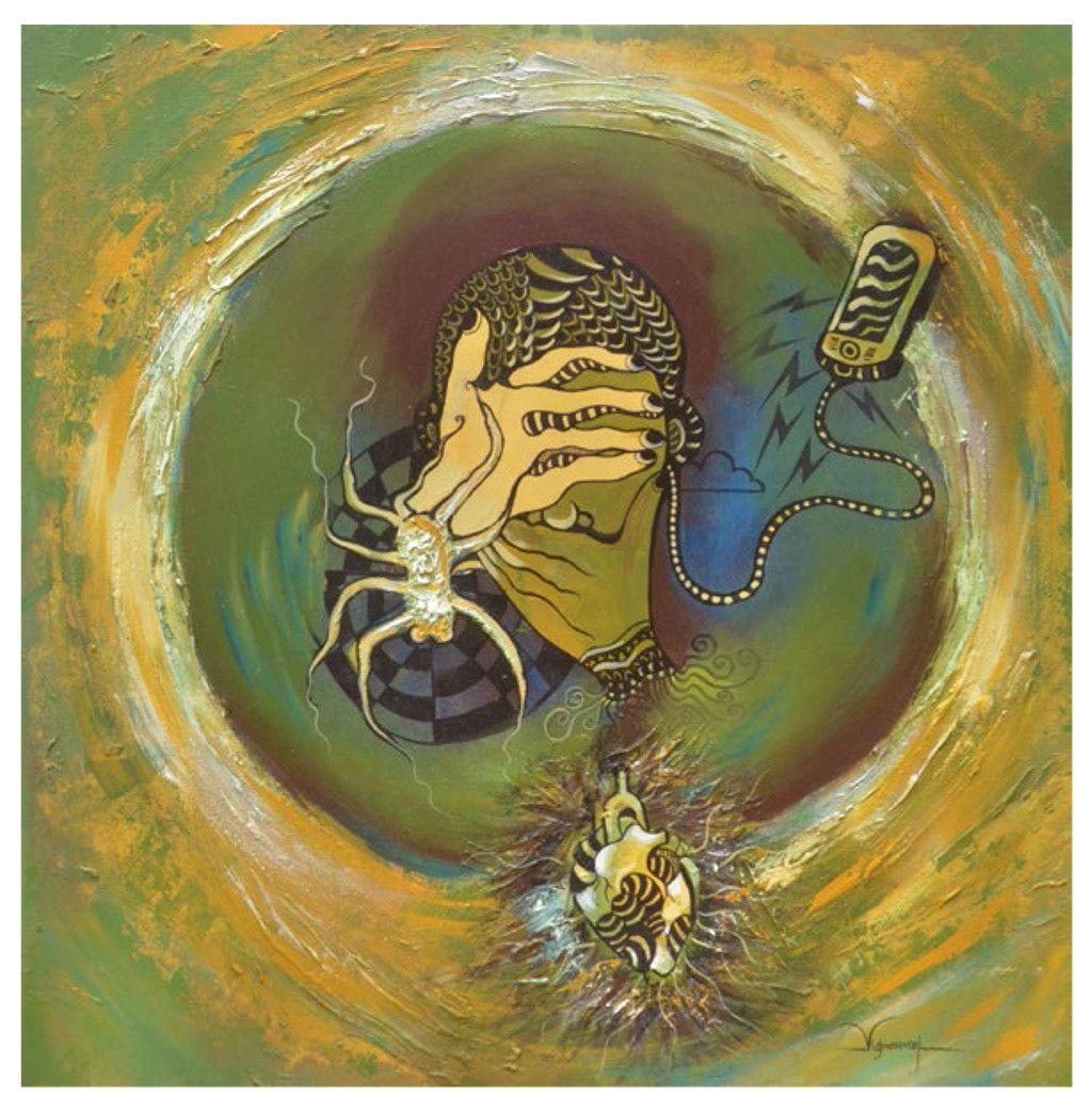 nostalgia artwork by artist vigneshraj