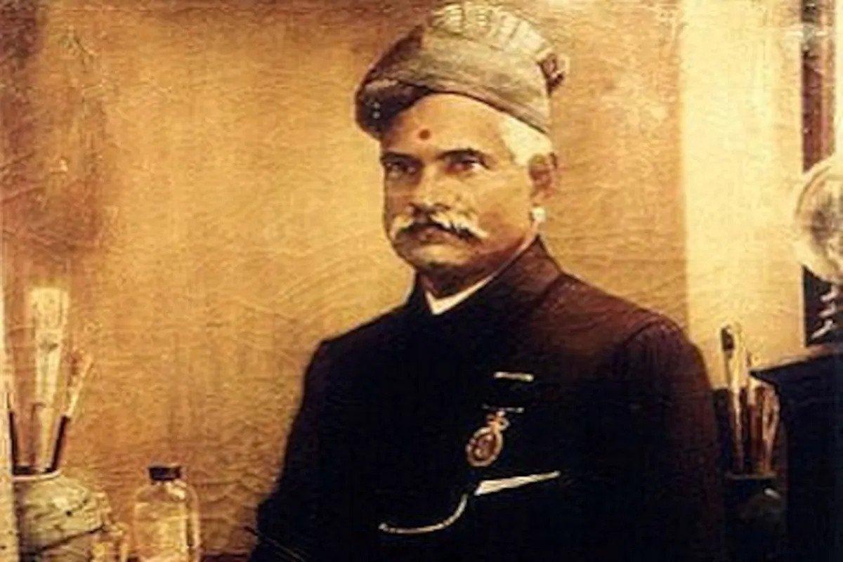 indian painter artist raja ravi varma