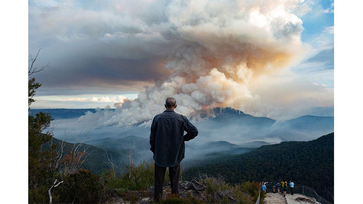 australian photography magazine photographer year firewatch by emma frater