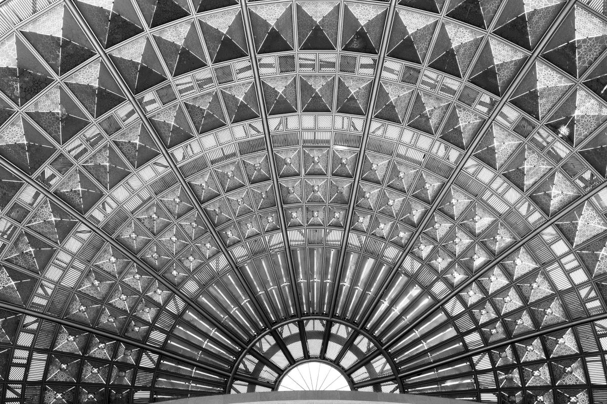 pattern photography bus terminal by anthony dalesandro