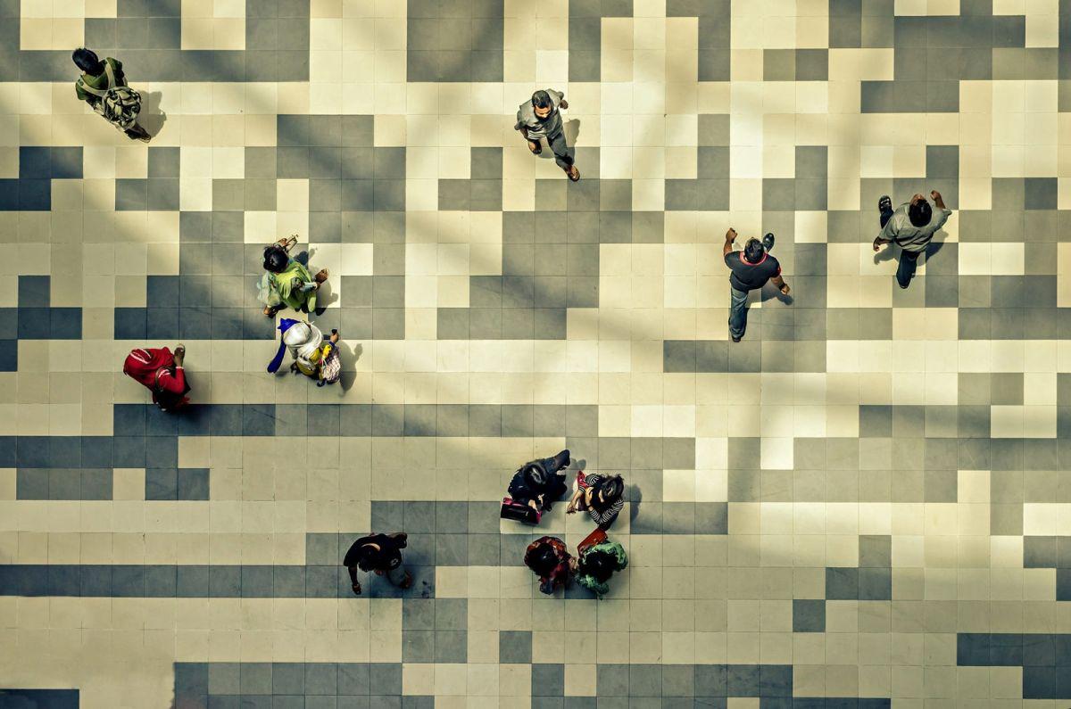 aerial photography floor pattern ashik mahmud