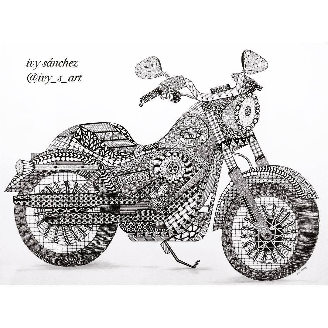 7 royal enfield design contest boho art by ivy's
