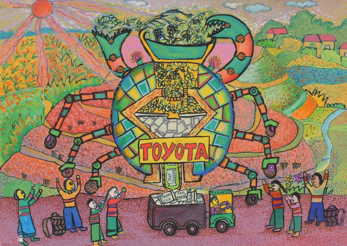 dream car art super crab car art by thanh mai bui