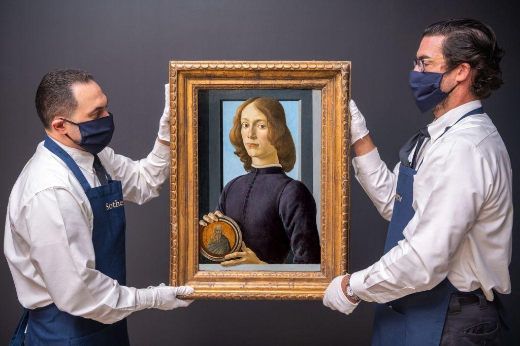 3 botticelli portrait painting