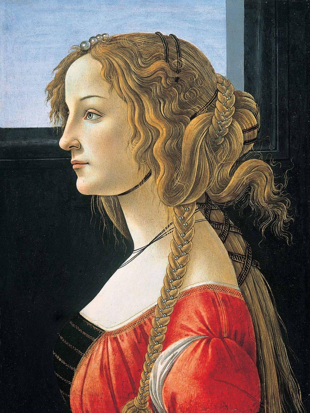 5 botticeli portrait painting by sandro botticelli
