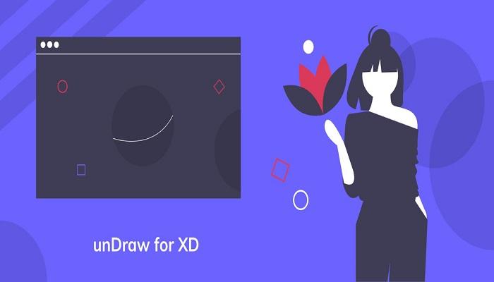 6 adobe xd plugin undraw