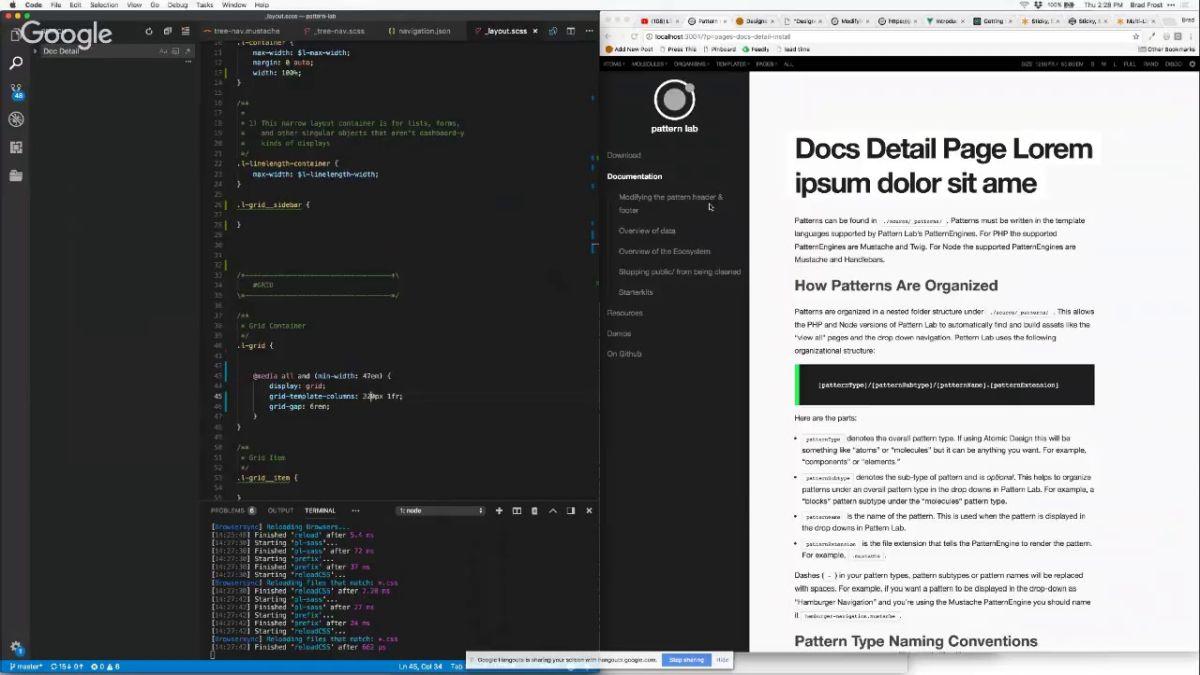 5 best web design software pattern lab