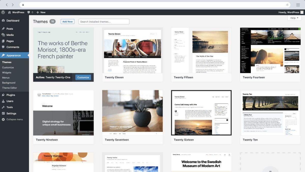 9 top website builder wordpress